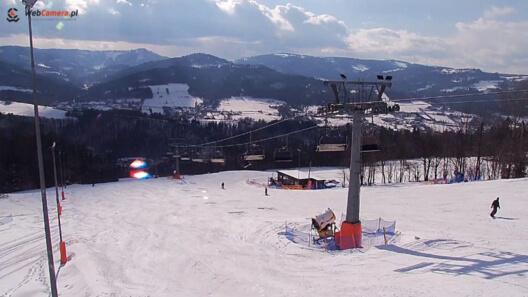 Zdjęcie z nowości Zimowe szaleństwo trwa nadal. Zawody w Slalomie Gigancie o Puchar Nowej Osady w Wiśle - 17 marca 2019  r. Kto chętny?