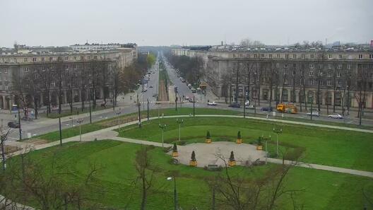 Zdjęcie z nowości NOWA KAMERA z widokiem na Plac Centralny w Krakowie - zobacz.