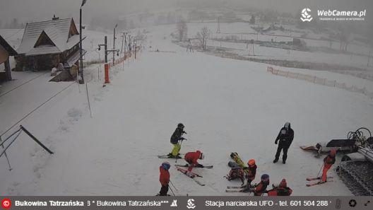 Zdjęcie z nowości Wyciąg Ufo w Bukowinie Tatrzańskiej już działa.