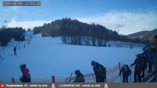 Zdjęcie z nowości WITAMY na portalu nową stację - CZARNÓW SKI :-). Ośrodek narciarski Czarnów koło Kamiennej Góry - zaprasza narciarzy i snowboardzisów.