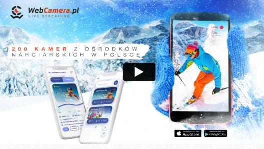 Aplikacja dla narciarzy Webcamera SKI - 200 KAMER LIVE ZE STOKÓW W POLSCE