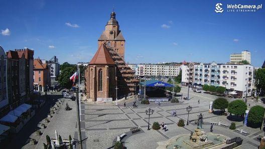 Katedra Gorzowska w oku kamery online