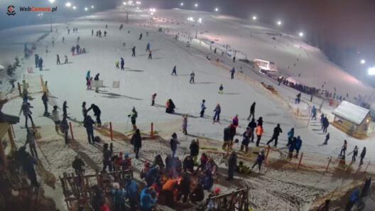Zdjęcie z nowości Gdzie na NARTY w sezonie 2017/2018? Jeszcze nie wiesz gdzie spędzisz ferie zimowe? Podpowiadamy, Master Ski w Tyliczu - zobacz stok online.