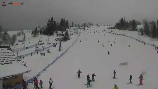 Zdjęcie z nowości Zobacz co dzieje się na stoku w Witowie. Zawody narciarskie, imprezy na stoku. Kup Góral Skipass.