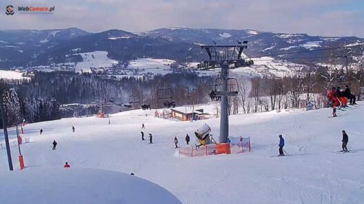 Zdjęcie z nowości Wiślański Ski Pass to ponad 25 km świetnie przygotowanych tras narciarskich z Wisły i Ustronia. Zobacz kamerę z Nowej Osady.