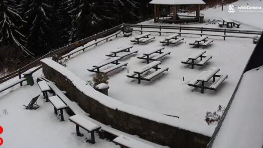 Zdjęcie z nowości Sypnęło śniegiem- czy zima znów zaskoczy?Sprawdź jak wygląda sytuacja pogodowa w innych regionach kraju.