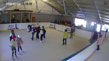 Zdjęcie z kamery Białka Tatrzańska lodowisko