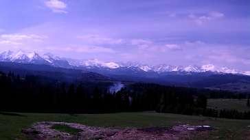 Zdjęcie z kamery Tatry na zywo