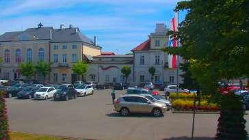 Zdjęcie z kamery Miasto Gąbin
