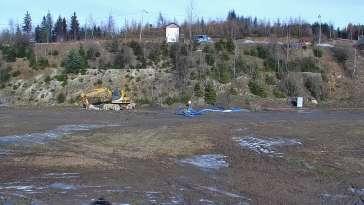 Widok na Trasy Biegowe w Istebnej Kubalonce - oglądaj zimą