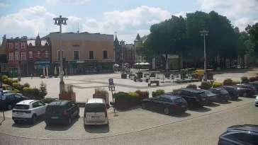Zobacz widok na Lębork.