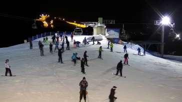 Zdjęcie z kamery MASTER-ski Tylicz