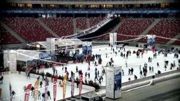 Zdjęcie z kamery STADION PGE Zimowy Narodowy
