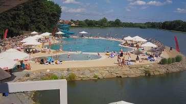 Zdjęcie z kamery Osiek - Basen