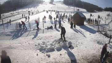 Zdjęcie z kamery Siepraw Ski NOWOŚĆ