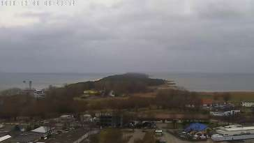 Zdjęcie z kamery Widok na Półwysep Helski