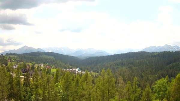 Zdjęcie z kamery BUKOVINA Resort - Bukowina Tatrzańska