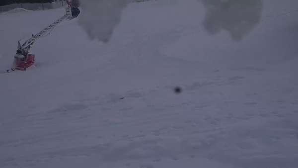 Nartostrada w Czarnej Górze Resort w Sudetach - widok na żywo