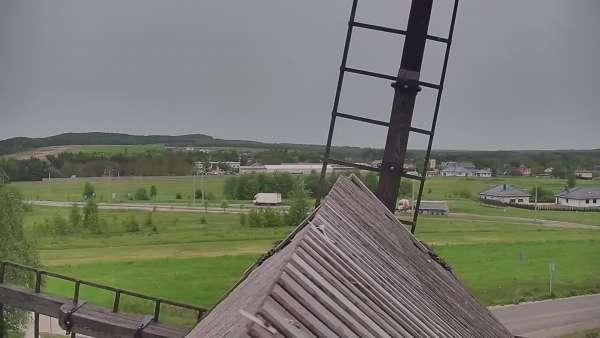 Widok z Kamery na Wiatrak na żywo