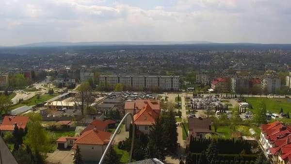 Kamera w Starachowicach.