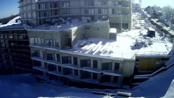 Zdjęcie z kamery Zieleniec Winterpol