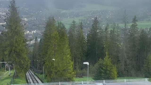 Zdjęcie z kamery Gubałówka - Widok na Kasprowy