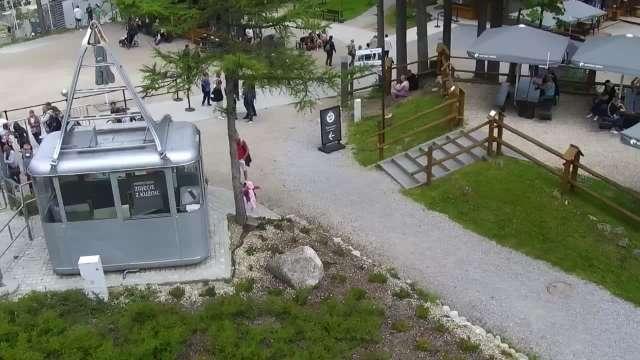 Zdjęcie z kamery NOWOŚĆ - Kolej na Kasprowy Wierch