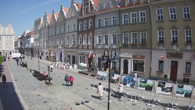 Zdjęcie z kamery Opole - Aleja Gwiazd