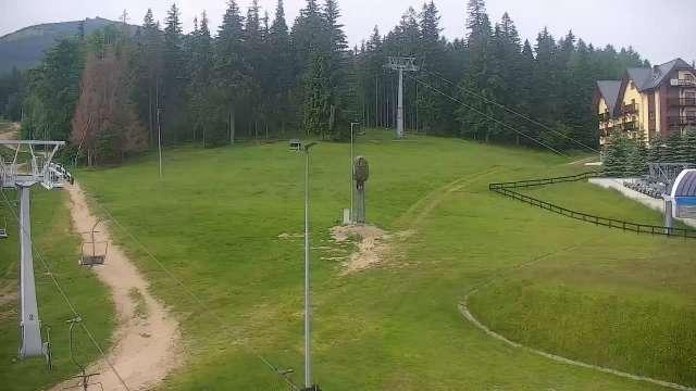 Zdjęcie z kamery Sudety Lift -ski