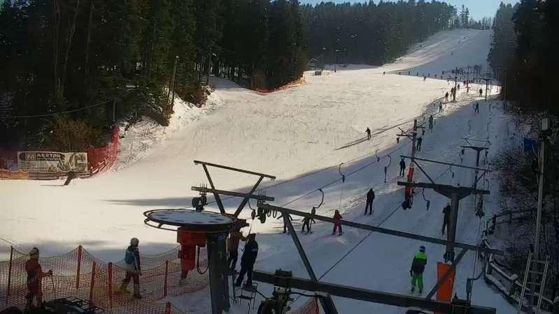 CIENIAWA SKI stacja narciarska z okolic Nowego Sącza.