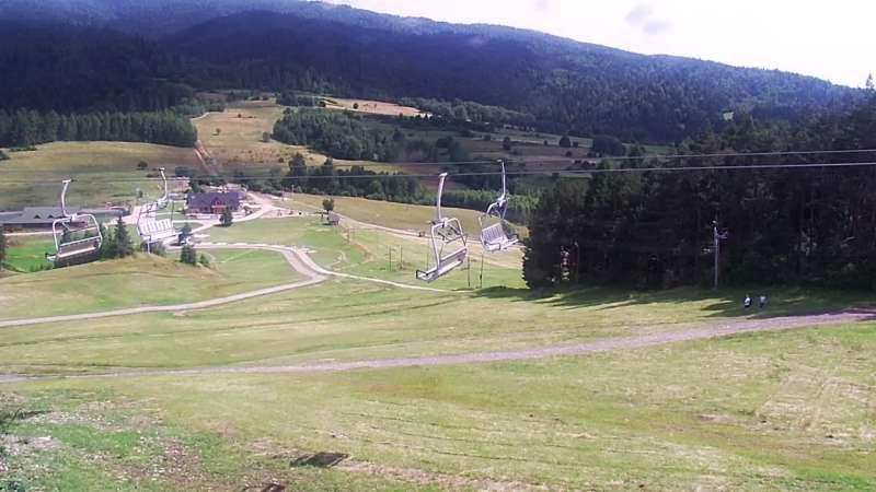 Zdjęcie z kamery Czorsztyn-Ski Kluszkowce