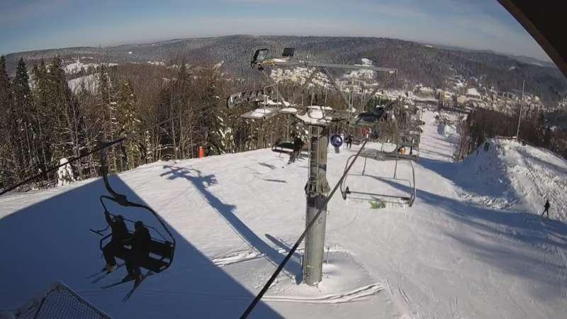 Centrum narciarskie na Górze Krzyżowej - Henryk Ski