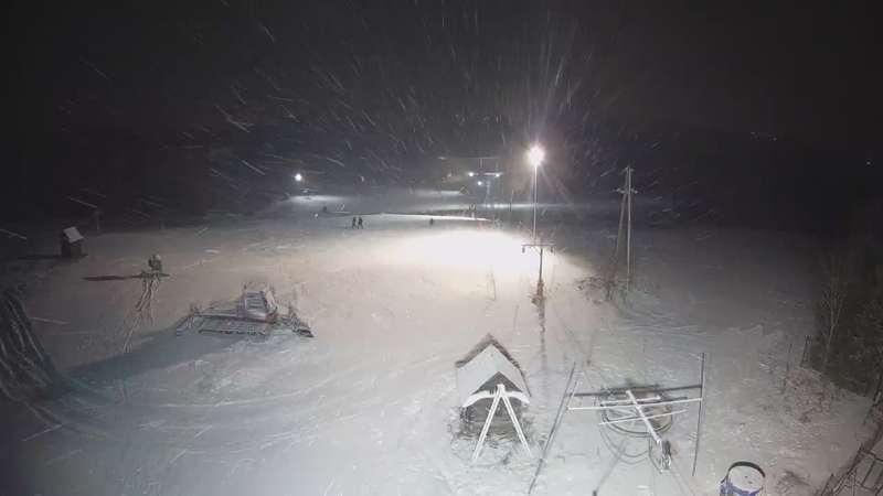 Zdjęcie z kamery Stok Narciarski - Kartasiówka NOWOŚĆ