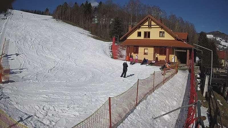 Zdjęcie z kamery Kokuszka-ski Piwniczna Zdrój