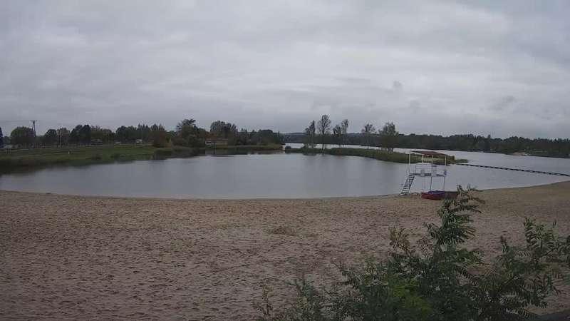 Zdjęcie z kamery Kryspinów plaża