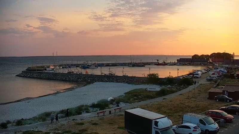 Widok na Zatokę Pucką