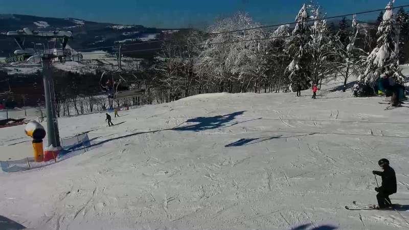 Śledź warunki narciarskie w Wiśle Nowa Osada.