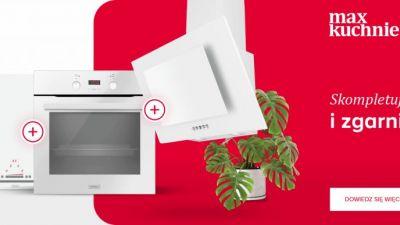 Zestawy AGD Whirlpool kupuj taniej w zestawie w Max Kuchnie