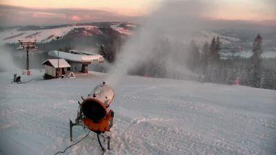 Które ośrodki narciarskie w Polsce startują w ten weedend?