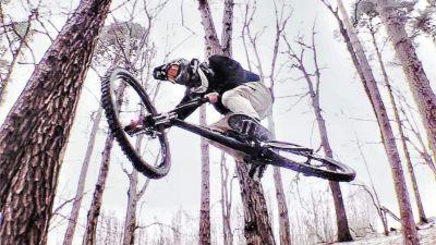 Dla spragnionych adrenaliny Bike Parki - Góra Żar, Bike Park Kasina
