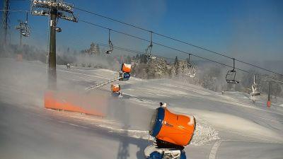 Przygotowania do sezonu narciarskiego 2020-2021