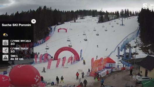 Zdjęcie z nowości Ogólnopolskie Zimowe Igrzyska Olimpiad Specjalnych Bydgoszcz - Zakopane 2020r. [film]