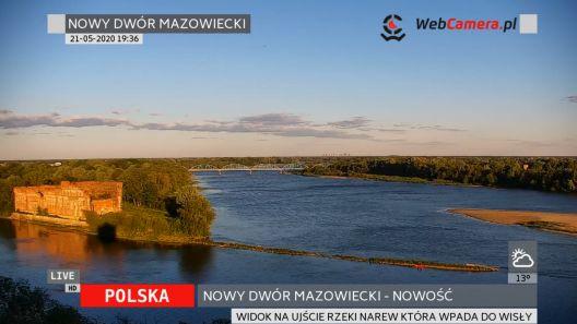 Ujęcia z Kamer Jurata, Jastrzębia Góra, Darłowo, Warszawa i wiele innych widoków