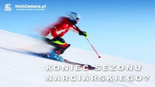 Jeszcze kilka dni sezonu narciarskiego?