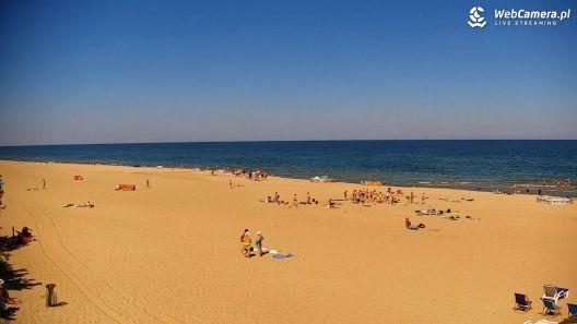 Film z kilku kamer na plażach nad Bałtykiem.
