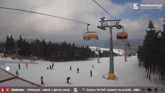 Zdjęcie z nowości Kto w tym sezonie nie śmigał na deskach? Największy kurort narciarski w Kotlinie Kłodzkiej - zaprasza narciarzy i snowboardzistów na aktywny wypoczynek w górach.