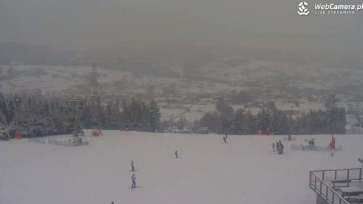 Zdjęcie z nowości W piątek 27 grudnia, aktualny przegląd warunków z wybranych ośrodków narciarskich w Polsce.