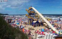 Plaże od Łeby przez Hel aż po Krynicę Morską