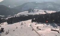 Widoki z kamer na Słowackich stokach narciarskich
