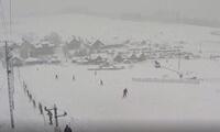 Kamery z ośrodków narciarskich na Kaszubach